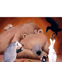 The Bear Snores On - Be Kind To Everyone They May Surprise You