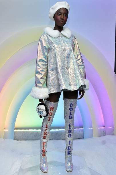 0a4ff6ae25b1 Sophia Webster Autumn Winter 2017 Ready-To-Wear show report ...