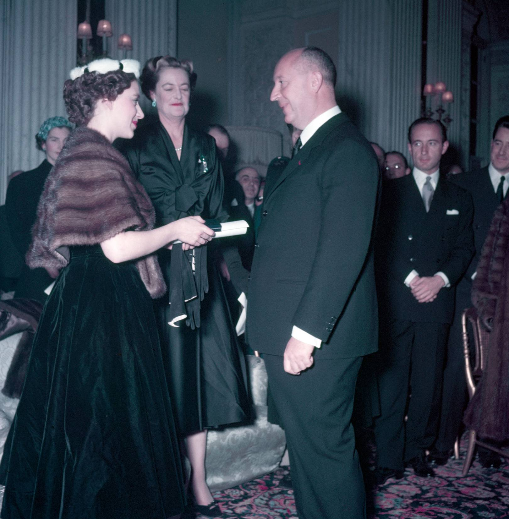Image result for christian dior first collection royal family