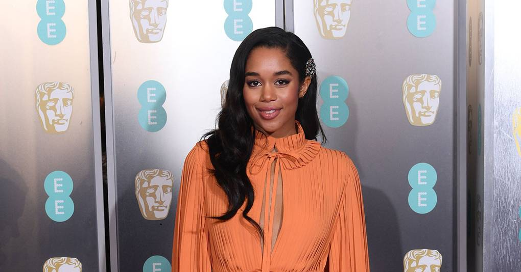 The BAFTAs Proves Laura Harrier & Louis Vuitton Are The Perfect Sartorial Match Yet Again
