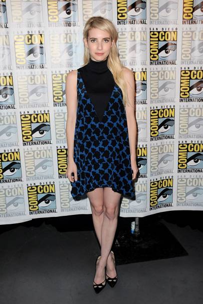 Comic-Con Scream Queens panel, San Diego - July 12 2015