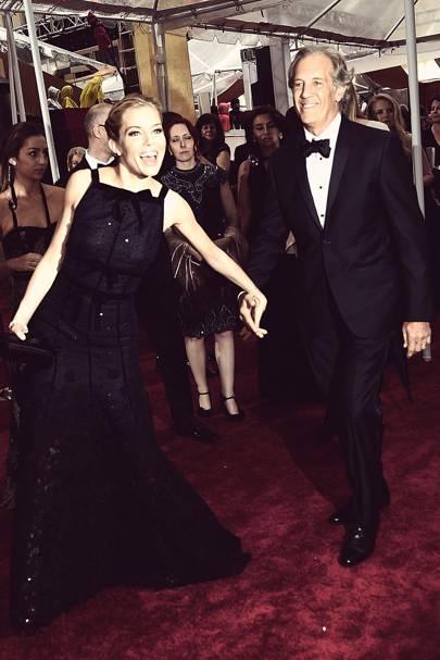Sienna Miller and Edwin Miller