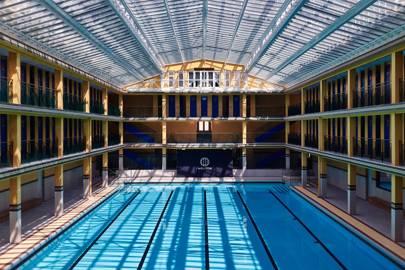The Swimming Spot: Molitor