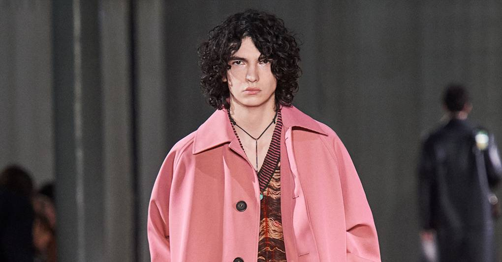 65fccd97b4b Acne Studios Autumn Winter 2019 Menswear show report