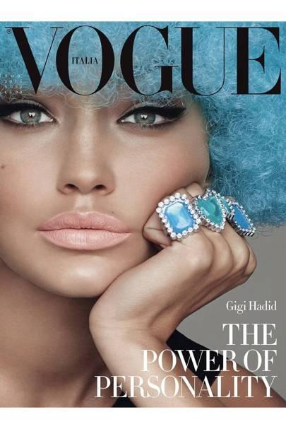Vogue Italia, November 2015