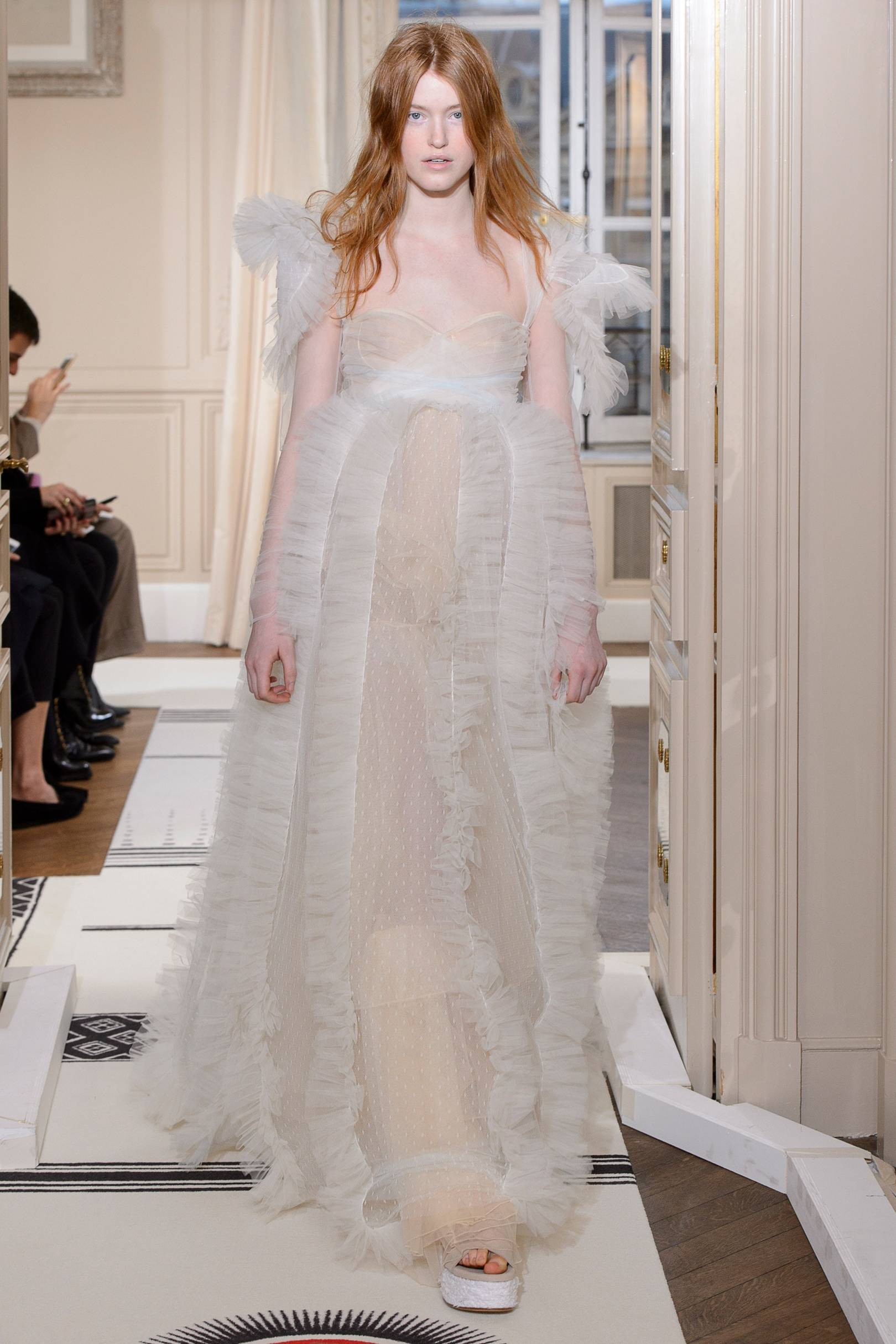 The Best Wedding Dresses From The Spring/Summer 2018 Couture Shows ...