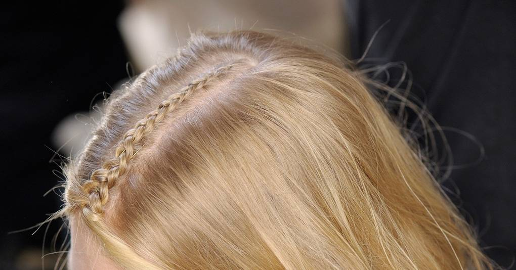 Spring/Summer 2015 Hair Trend: Plait Parade