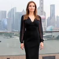 Maleficent press conference, Shanghai – June 3 2014