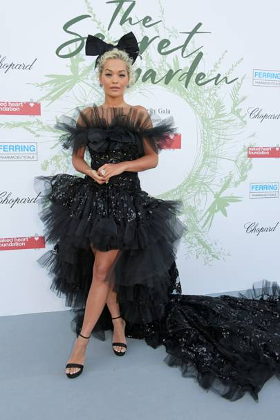 The Naked Heart Foundation Secret Garden Gala, Switzerland - June 13 2019