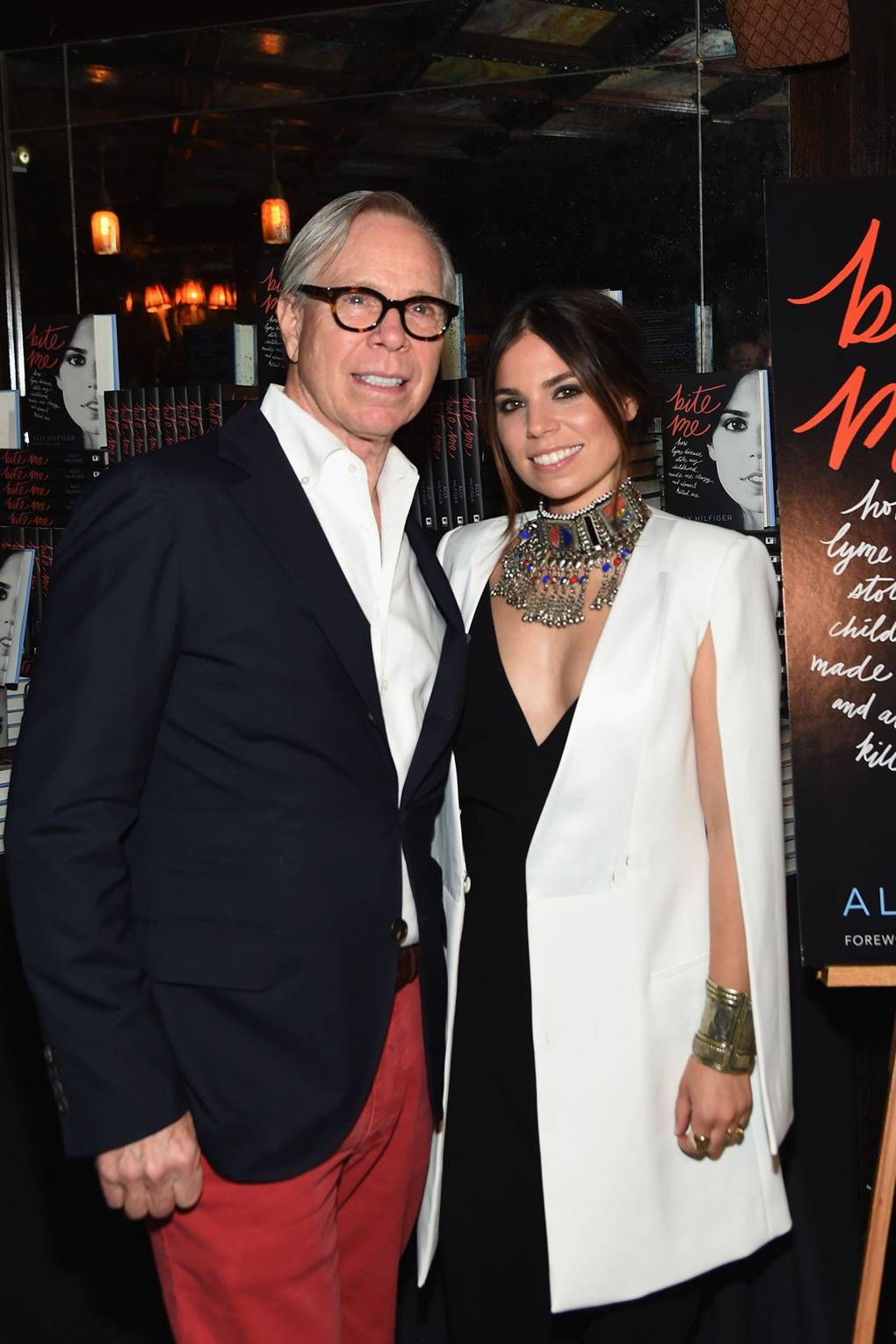 694cac4a878874 Tommy Hilfiger s Daughter Ally Hilfiger Marries In a Bespoke Design By Her  Father