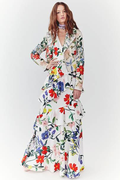 43d84b9b49 Alice + Olivia Spring Summer 2018 Ready-To-Wear show report ...