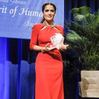 17th Annual Kahlil Gibran Spirit of Humanity Gala, Washington D.C. - April 29 2015