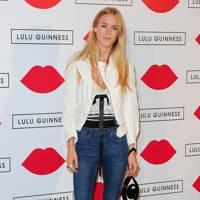 Lulu Guinness Paint Project, London - July 11 2013
