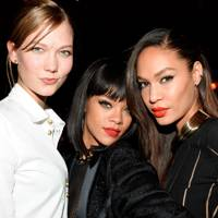 Balmain after-show party - February 27 2014