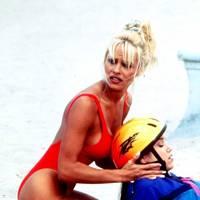 Pamela Anderson, Baywatch (1992-1997)