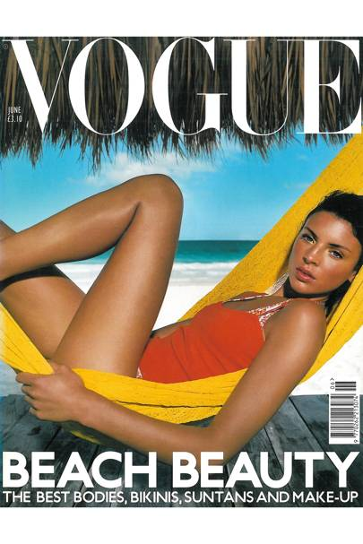 Vogue Cover, June 2000