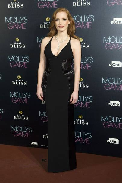 'Molly's Game' film premiere, Madrid – December 4 2017