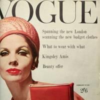 Vogue Cover, February#2 1961