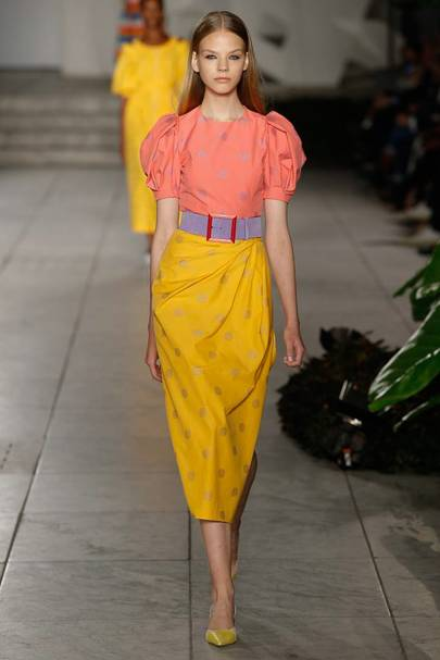 Carolina herrera spring 2018 fashion show 79