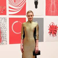 The Coca-Cola Bottle At 100: Exhibition opening, High Museum Of Art, Atlanta - February 26 2015