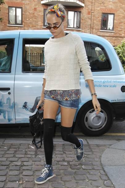 London - August 7 2014
