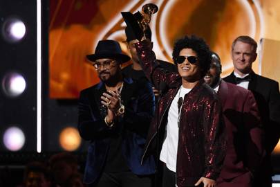 Bruno Mars Wins Big