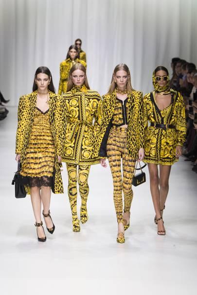 Spring  Fashion Paris Vogue