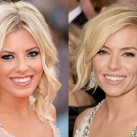 Mollie King and Sienna Miller
