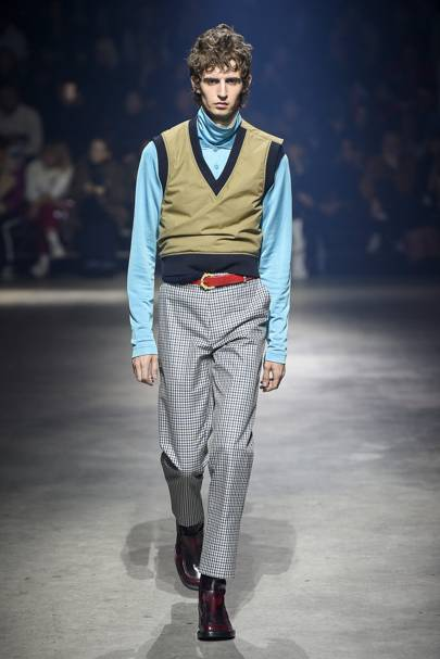 2412c31167499 Kenzo Autumn Winter 2018 Menswear show report