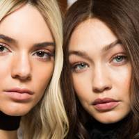 When Balmain swapped models' hair colours at the AW16 show
