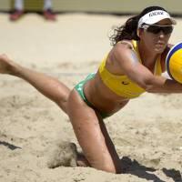 Women's Beach Volleyball