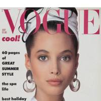 Vogue Cover, July 1986