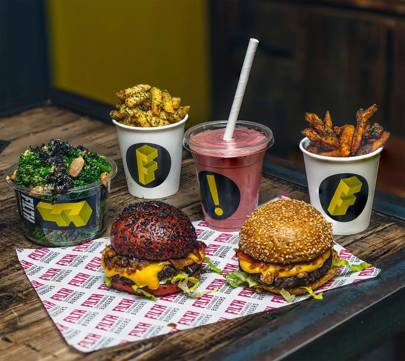 Restaurants with best veggie options london