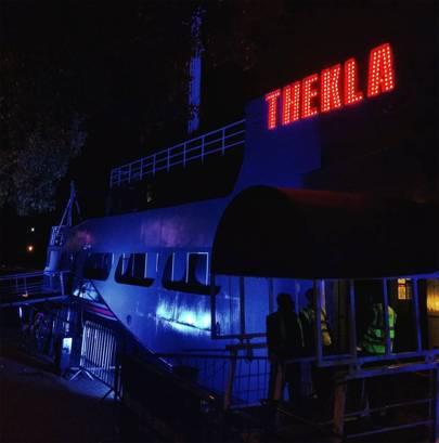 The Club: Thekla