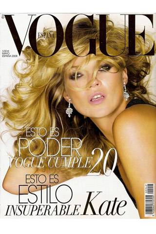 Vogue Spain, September 2008