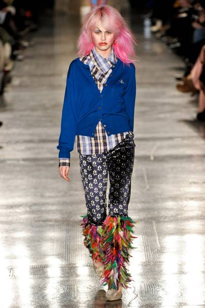 """Vivienne Westwood Red Label Autumn/Winter 2011 Ready-To-Wear collection. """""""