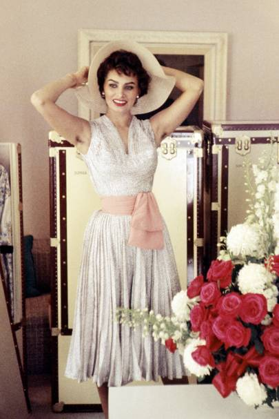 Sophia Loren's Most Stylish Moments – Both On And Off Screen