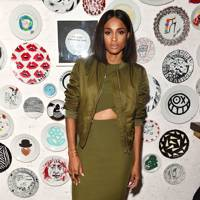 Topshop dinner for Ciara - September 10 2015