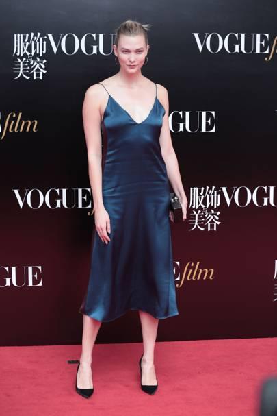 'Vogue' film premiere, Shanghai - June 15 2018