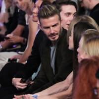Victoria Beckham show - September 11 2016