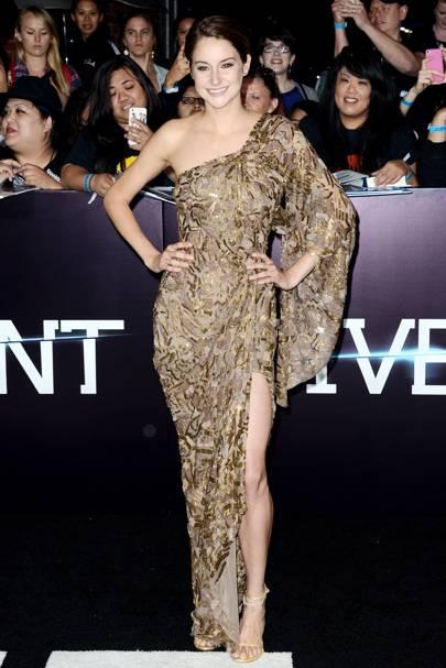 Divergent premiere, LA – March 18 2014