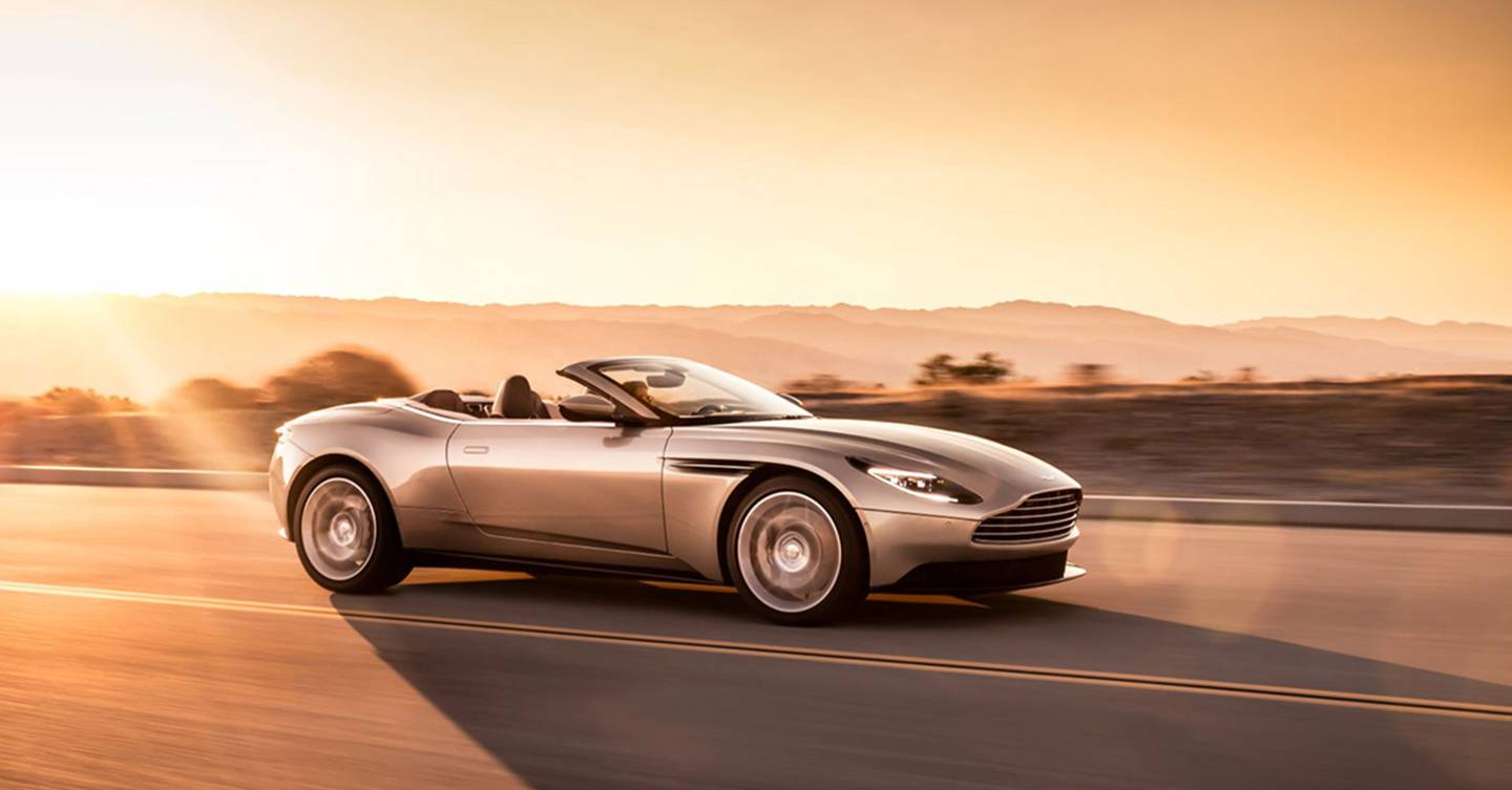 On The Road With Tanya Gold: The Aston Martin