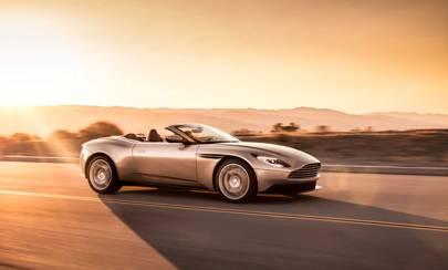 Aston Martin DB Convertible The Vogue Verdict British Vogue - Aston martin near me