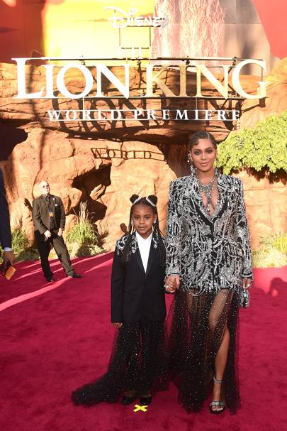 """""""The Lion King"""" World Premiere, Hollywood"""