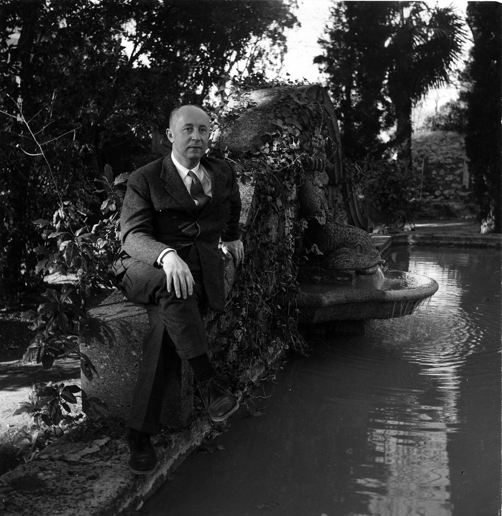 How Christian Dior's Gardens Inspired Fashion Greatness | British Vogue