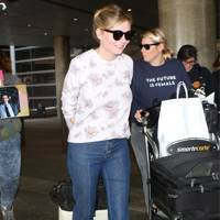 LAX Airport, Los Angeles – July 6 2017