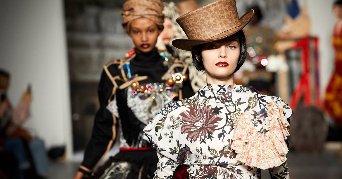 Liberty London Launches Emerging Talent Initiative At LFW
