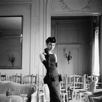 Inside Dior Glamour: Gazette du bon ton dress