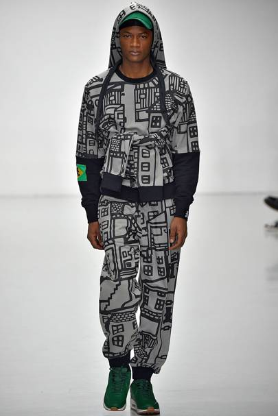 7a0d894d74f Bobby Abley Autumn Winter 2016 Menswear show report