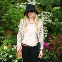 Rohanna Heyes, gardener